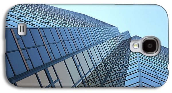 Things Are Looking Up Southfield Michigan Town Center Building Perspective Galaxy S4 Case