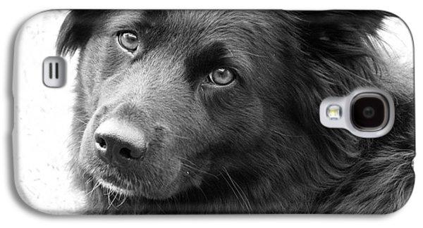 Thinking Galaxy S4 Case by Amanda Barcon