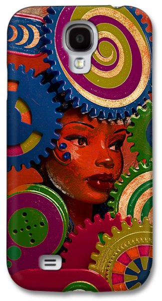 Thinking Cap Galaxy S4 Case by Jeff  Gettis