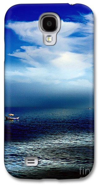 Thinking Time Galaxy S4 Case by Clare Bevan