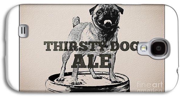Thirsty Dog Ale Galaxy S4 Case
