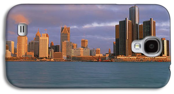 This Is The Skyline And Renaissance Galaxy S4 Case by Panoramic Images