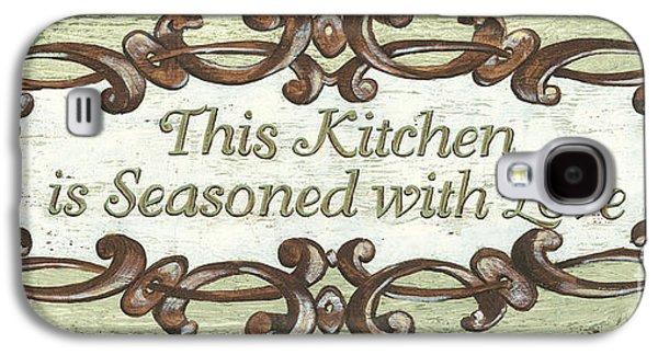 This Kitchen Galaxy S4 Case by Debbie DeWitt