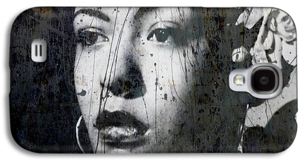 This Ole Devil Called Love  Galaxy S4 Case by Paul Lovering