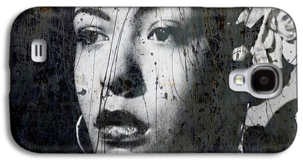 Rhythm And Blues Galaxy S4 Case - This Ole Devil Called Love  by Paul Lovering