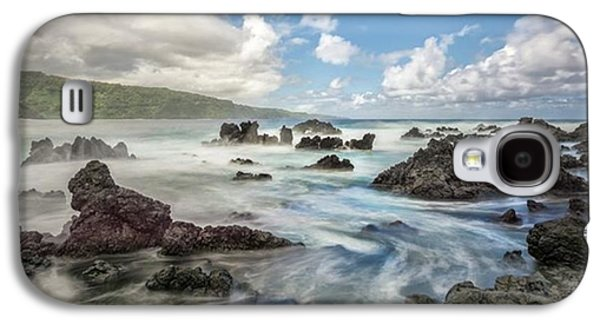 Galaxy S4 Case - This Photograph Was Captured On The by Jon Glaser
