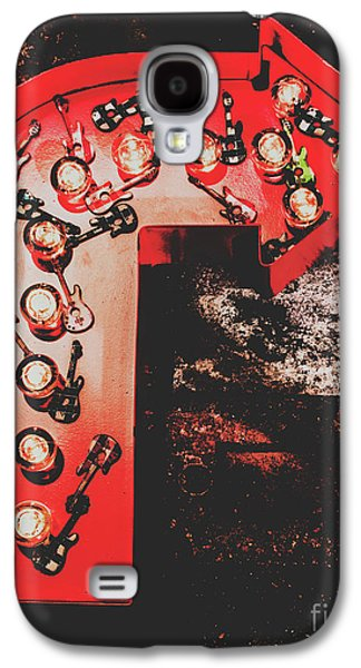 Rock And Roll Galaxy S4 Case - This Way To Rock City by Jorgo Photography - Wall Art Gallery