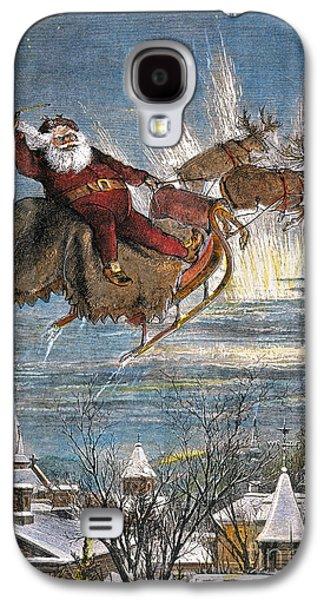 Thomas Nast: Santa Claus Galaxy S4 Case