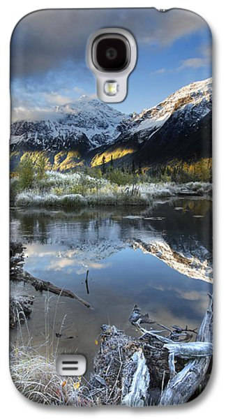 Thoreau Galaxy S4 Case by Ed Boudreau