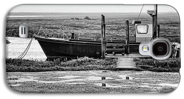 Amazing Galaxy S4 Case - Thornham Harbour, North Norfolk by John Edwards