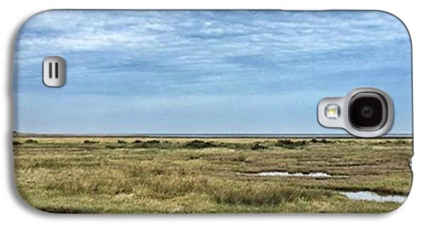 Galaxy S4 Case - Thornham Marshes, Norfolk by John Edwards