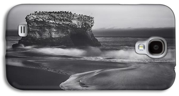 Though The Tides May Turn Galaxy S4 Case by Laurie Search