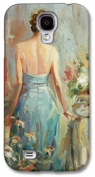 Impressionism Galaxy S4 Case - Thoughtful by Steve Henderson