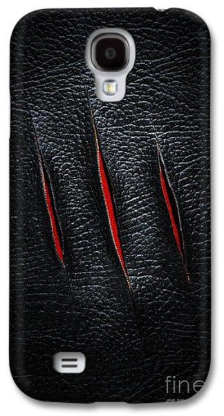 Three Cuts Galaxy S4 Case by Carlos Caetano