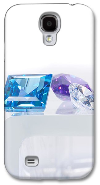 Three Jewel Galaxy S4 Case