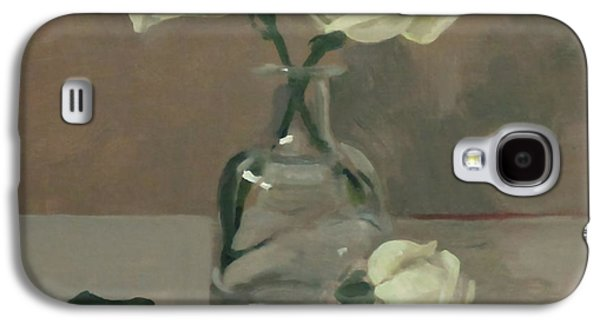 Three Roses In A Tequila Bottle Galaxy S4 Case