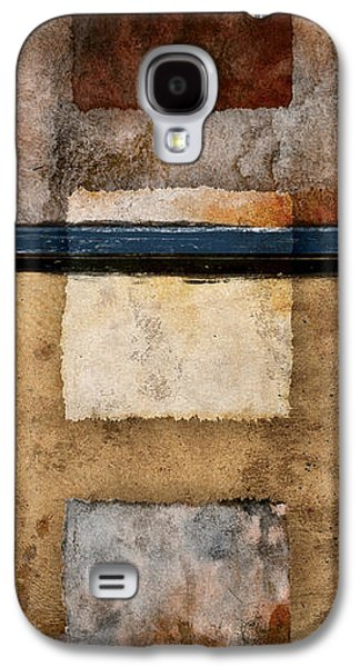 Three Squared Series Of Two Galaxy S4 Case