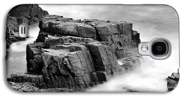 Thunder Along The Acadia Coastline - No 1 Galaxy S4 Case