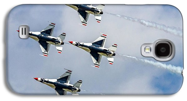 Thunderbirds In Formation Galaxy S4 Case