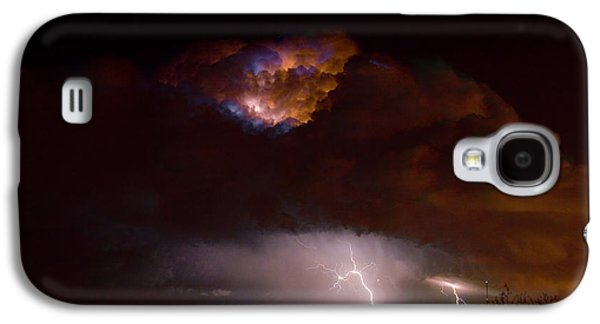 Thunderstorm Boulder County 08-15-10 Galaxy S4 Case by James BO  Insogna