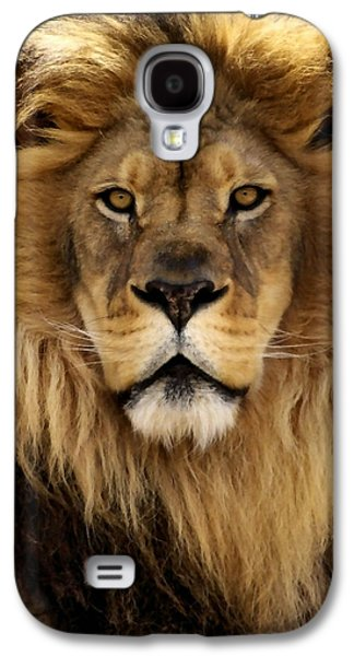 Close-up Galaxy S4 Cases - Thy Kingdom Come Galaxy S4 Case by Linda Mishler