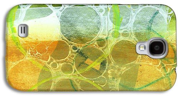 Tidal 13 Galaxy S4 Case by Jane Davies