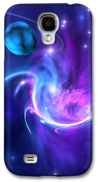 Tidal Forces Galaxy S4 Case