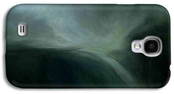 Tidal Wave Galaxy S4 Case by Lonnie Christopher