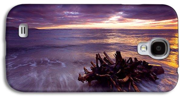 Tide Driven Galaxy S4 Case by Mike  Dawson