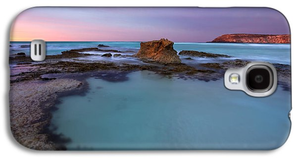 Tidepool Dawn Galaxy S4 Case by Mike  Dawson