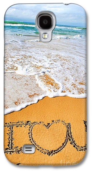 Tides Of Romance Galaxy S4 Case by Jorgo Photography - Wall Art Gallery