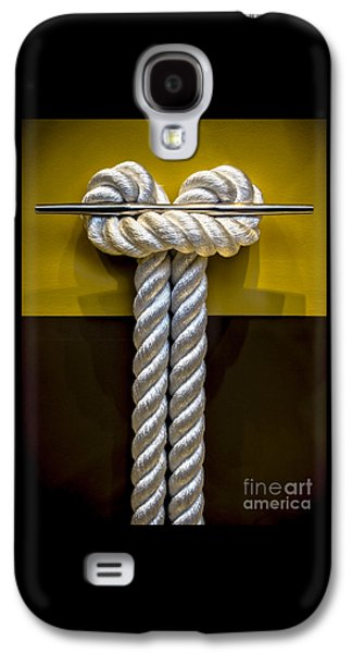 Tied Up In Knots Galaxy S4 Case by James Aiken