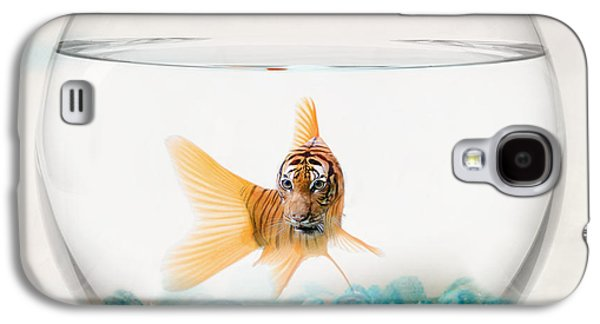 Tiger Fish Galaxy S4 Case