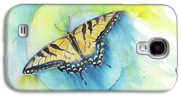 Tiger Swallowtail Galaxy S4 Case