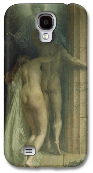 Wreath Paintings Galaxy S4 Cases - Till Death Us Do Part Galaxy S4 Case by SCH Goetze