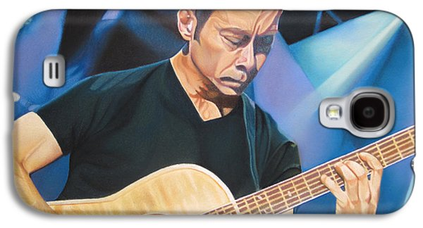 Tim Reynolds And Lights Galaxy S4 Case by Joshua Morton