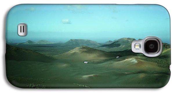 Timanfaya - Lanzarote Galaxy S4 Case by Cambion Art