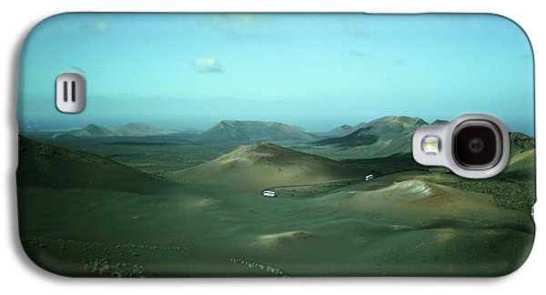 Timanfaya - Lanzarote Galaxy S4 Case by Cambion Art