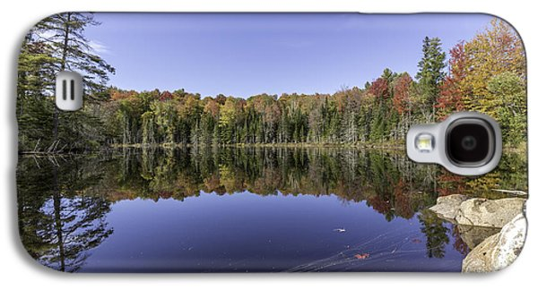 Time At The Lake Galaxy S4 Case by Everet Regal