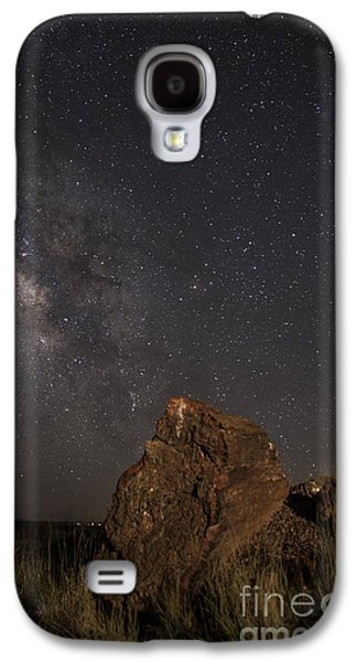 Time Galaxy S4 Case by Melany Sarafis