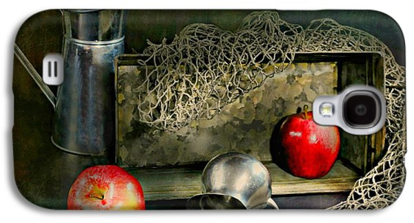 Tin Apples Galaxy S4 Case by Diana Angstadt