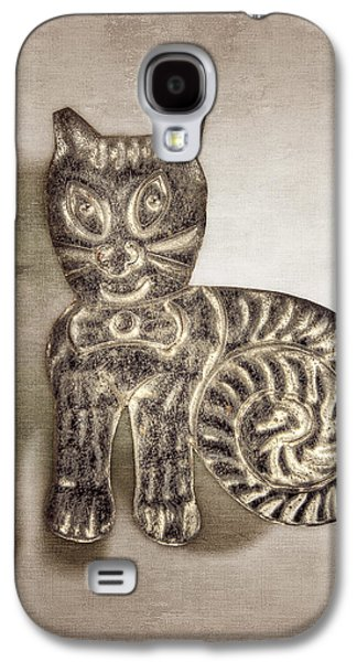Tin Cat Galaxy S4 Case by YoPedro