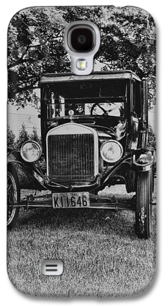 Ford Model T Car Galaxy S4 Cases - Tin Lizzy - Ford Model T Galaxy S4 Case by Bill Cannon