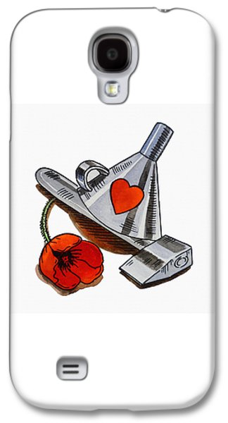 Tin Man Hat The Wizard Of Oz Galaxy S4 Case