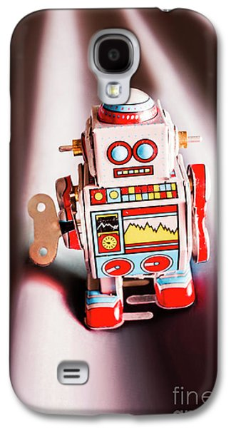 Tin Toys From 1980 Galaxy S4 Case by Jorgo Photography - Wall Art Gallery