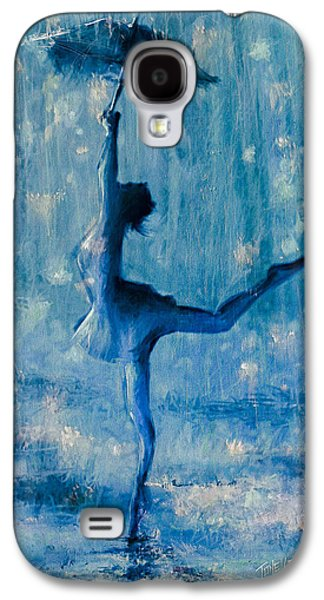 Tiny Dancer Galaxy S4 Case by Mark Tonelli