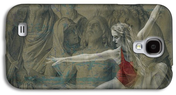 Tiny Dancer  Galaxy S4 Case by Paul Lovering