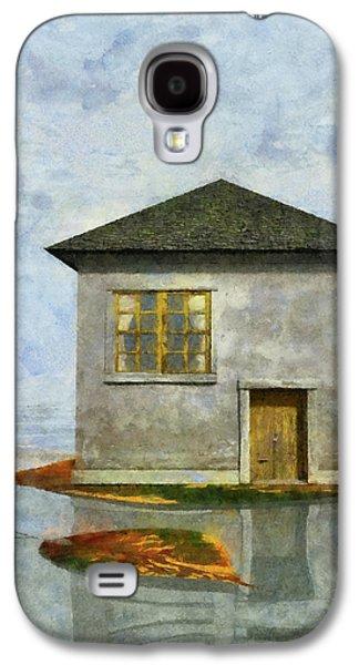 Tiny House 5 Galaxy S4 Case by Cynthia Decker