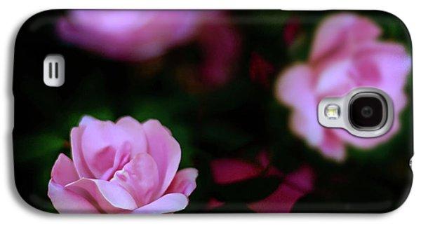 Galaxy S4 Case - Tiny Pink Azaleas by Tamyra Ayles
