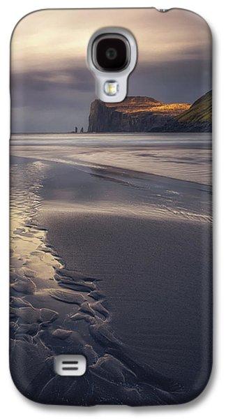 Tjornuvik Beach Galaxy S4 Case